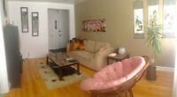 Clean and comfortable 4 1/2 available immediately, Lachine