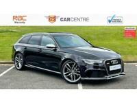 2013 Audi RS6 4.0T FSI V8 Bi-Turbo RS6 Quattro 5dr Tip Auto ESTATE Petrol Automa