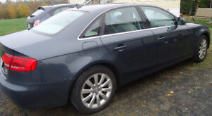2008 Audi a4  trade for 4wd truck