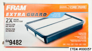 NEUF – Filtre Air Moteur Auto / Voiture FRAM Extra Guard CA 9482