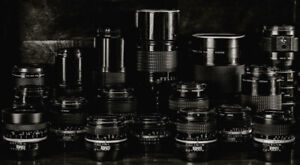 Vintage SLR Camera Lenses and bodies WANTED