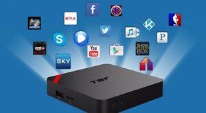 Android TV Box 4K Quad Qure X96 Mini  ***** Brand New  $75 *****