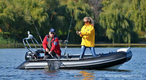 FALL CLREANCE - BEST FISHING BOATS- Super Stable & Portable
