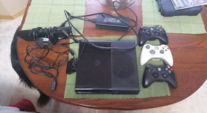 XBOX 360 250GB with extras for sale OBO
