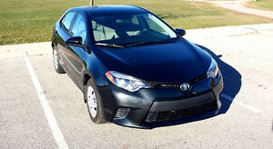2016 TOYOTA COROLLA LE~ECO~NO ACCIDENT~12,000KMS!~HEATED SEATS