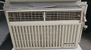 Almost Free Working Feeders 5000 BTU Air Conditioner Window AC