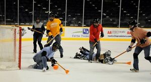 Join FCSSCs Newest League...BROOMBALL! London Ontario image 1