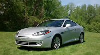 HYUNDAI TIBURON 2007 5 VIT (S.V.P. LIRE DESCRIPTION)