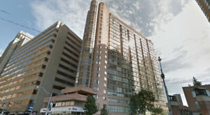 Bay&Bloor, 1055 Bay St. All utilities incl. Furnished.Next2UofT