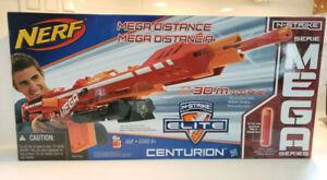 NERF - N-Strike Elite - Centurion Mega Distance Blaster **NEW**