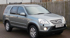 Honda CR-V 2.2 i-CTDi Sport 4x4 ( DIESEL 'PRIVACY' MODEL)