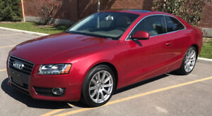 Winter Sale! 2010 Audi A5 2.0L Premium! No accident low KM!