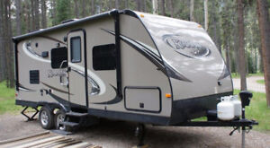 TRAVEL TRAILER RENTAL VACATIONS and WORK