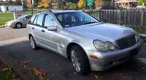 2003 Mercedes-Benz C240 With Etest