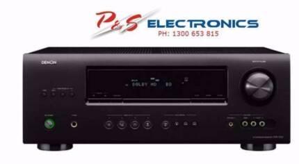 Denon - AV receiver - 5.1 channel- MODEL NO:  AVR-1312