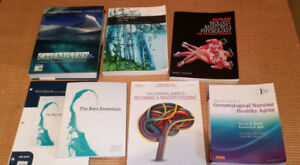 Pre Health Sciences & Practical Nursing Year 1 Text books