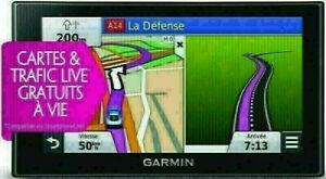 GPS Garmin DriveSmart 51 LMT-HD (wifi) cartes(Canada & USA)2020