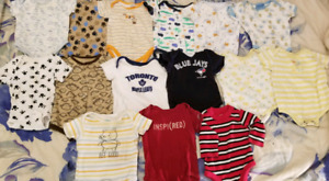 Baby boy clothes size 0-6 months