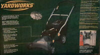 YArdworks Electric Lawn Vac