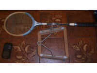 Grays of Cambridge Badminton Racket & Racket Press ideal for beginner of the sport