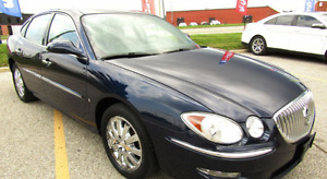 2009 Buick Allure Black Sedan