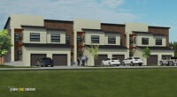 Brand New Modern 2-Storey Townhouses in Niverville!