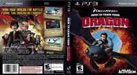 PS3 How to train your Dragon 1