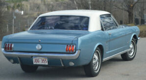 Mustang Coupe 1966 Classic