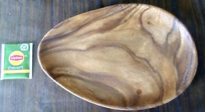 Imported Wooden Plate (LARGE) - WP8