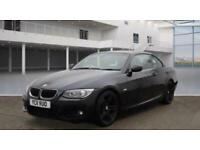 2011 11 BMW 3 SERIES 2.0L 320D M SPORT 2D AUTO 181 BHP DIESEL
