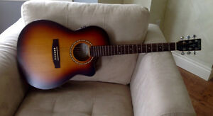 Simon & Patrick Songsmith Folk acoustic (Cutaway and A3T Pickup)