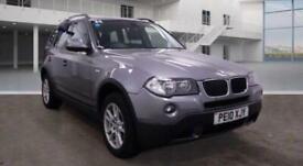image for 2010 10 BMW X3 2.0L XDRIVE20D SE 5D AUTO 175 BHP DIESEL