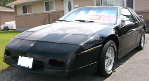 1985 Fiero G/T WS6 PERFORMANCE MODEL 6 Cylinder