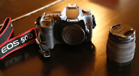 HIGH END PRO CAMERA - Canon 50D WITH Sigma 28-70mm f/2.8-4 LENS