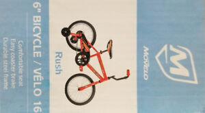 New in the box kids bike for  4 to 6 year old.
