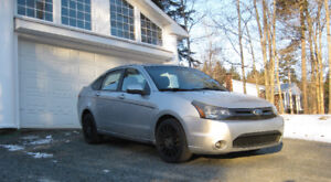 2010 Ford Focus, SES, 115,000km