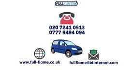 Full Flame Boiler Service - Vaillant Boiler Repairs. Ex. British Gas Engineer