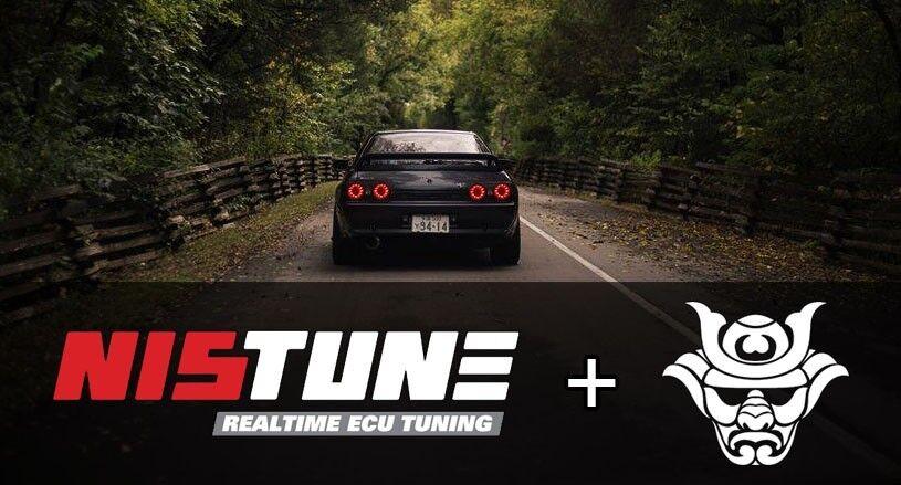 Nistune - ECU real time tuning - Type2 Skyline, 300zx Fairlady