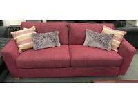 DFS Sophia fabric sofa