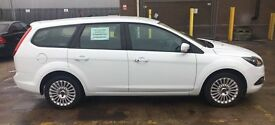 Ford Focus Titanium TDCI Mileage 45152 Estate 1.6 Diesel