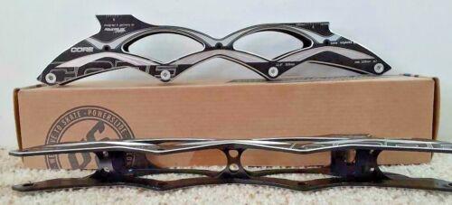"""Powerslide Core XXX speed frames 12.8"""", 195mm NEW IN BOX!"""
