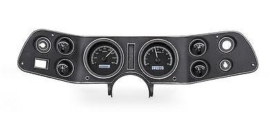 1970-1981 Camaro Gauges Dakota Digital VHX Black White light Gauge Dash