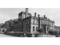 Ghost Hunting @ Endcliffe Hall, Sheffield, 9th June 2017