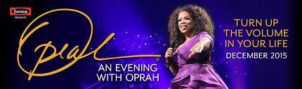 Oprah Tickets - Perh Arena Success Cockburn Area Preview