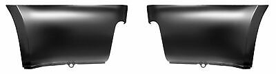 Lower Rear Bed Section fits 99-10 Ford F250 & F350 Super Duty Pickup-PAIR