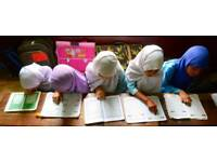 Qualified Quran and Arabic and Urdu teacher