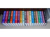 MILLER'S ANTIQUE PRICE GUIDES – 19 HARDBACK BOOKS