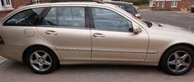 Mercedes C220 Avantgarde 2.2 Diesel Automatic
