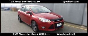 2012 Ford Focus SE Automatic Sedan - $40/Week
