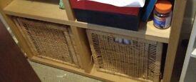 Wooden Book case &30